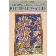 Anthology of British Literature Vol. 1 : The Middle Ages Through the Eighteenth Century