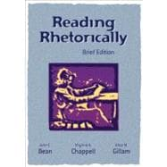 Reading Rhetorically, Brief Edition