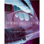 Criminal Investigation With Infotrac