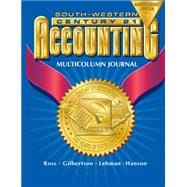Century 21 Accounting: Chapters 1-26