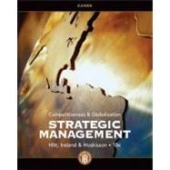 Strategic Management Cases : Competitiveness and Globalization