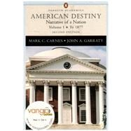 American Destiny: Narrative of a Nation : Volume 1: 1877