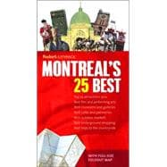 Fodor's Citypack Montreal's 25 Best, 4th Edition