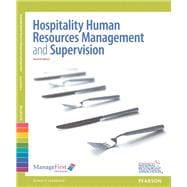 ManageFirst Human Resources Management & Supervision with Answer Sheet