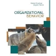 Organizational Behavior with Student CD
