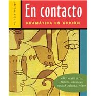 En contacto Gram�tica en accion (with Audio CD)