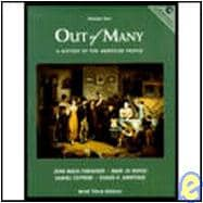 Out of Many :�A History of the American People, Brief, Volume I