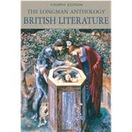 The Longman Anthology of British Literature, Volume 2B The Victorian Age