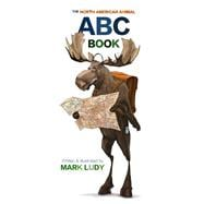 The North American Animal ABC Book 9780991635269R