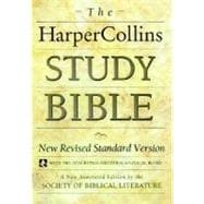 The Harpercollins Study Bible: New Revised Standard Version With the Apocryphal/Deuterocanonical Books
