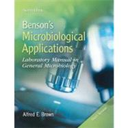 Benson's Microbiological Applications Short Version