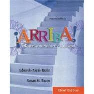 �Arriba! Comunicacin y Cultura, Brief Edition