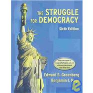 The Struggle for Democracy