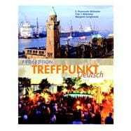 Treffpunkt Deutsch : Grundstufe Value Pack (includes Student Activities Manual for Treffpunkt Deutsch: Grundstufe and Quick Guide to German Grammar)