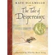The Tale of Despereaux 9780763625290R