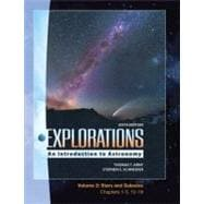 LSC Explorations Volume 2: Stars &amp; Galaxy (Ch 1-5, 12-17)