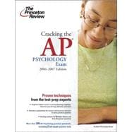 Cracking the AP Psychology Exam, 2006-2007 Edition