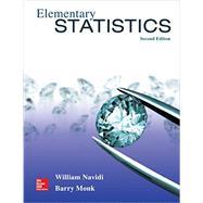 Elementary Statistics with Formula Card