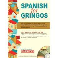 Spanish for Gringos, Level 1