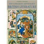 The Longman Anthology of British Literature, Volume 1A The Middle Ages