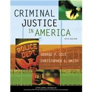 Criminal Justice In America (Book with Access Code)