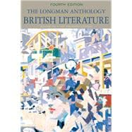 The Longman Anthology of British Literature, Volume 2C The Twentieth Century and Beyond