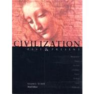 Civilization: Past & Present : To 1650