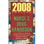 Pdr Nurses Drug Handbook 2008