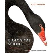 Biological Science Volume 2 with MasteringBiology