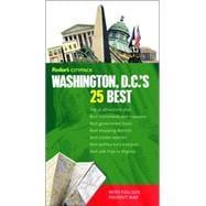 Fodor's Citypack Washington D.C.'s 25 Best, 5th Edition