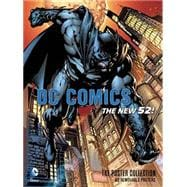 DC Comics: The New 52 The Poster Collection 9781608875313R