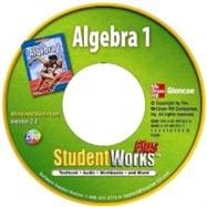 Algebra 1, StudentWorks Plus DVD