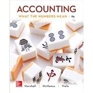 Accounting: What the Numbers Mean