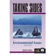 Taking Sides : Clashing Views on Controversial Environmental Issues