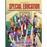 Special Education : Contemporary Perspectives for School Professionals