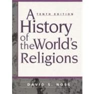 A History of the World's Religion