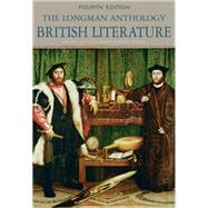 The Longman Anthology of British Literature, Volume 1B The Early Modern Period