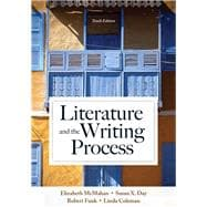 Literature and the Writing Process PLUS MyLiteratureLab -- Access Card Package