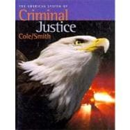 The American System of Criminal Justice (8th)