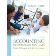 Accounting Information Systems : Basic Concepts and Current Issues