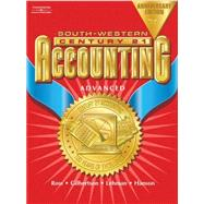 Century 21 Accounting Anniversary Edition, Advanced Text