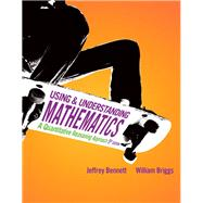 DVD Video Lectures for Using and Understanding Mathematics:  A Quantitative Reasoning Approach