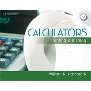 Calculators Printing and Display