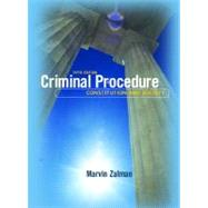 Criminal Procedure : Constitution and Society