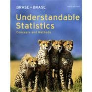 Understandable Statistics: Concepts and Methods, 10th Edition