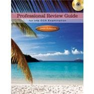 Professional Review Guide for the CCA Examination : 2009 Edition