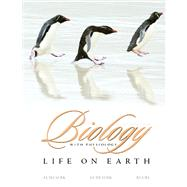 Biology : Life on Earth with Physiology Value Package (includes Study Guide)
