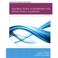 Basic Guide to SuperVision and Instructional Leadership, The Plus MyEdLeadership Lab with Pearson eText -- Access Card Package