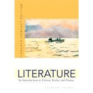 Literature : An Introduction to Fiction, Poetry, and Drama, Compact Edition, Interactive Edition (with MyLiteratureLab)