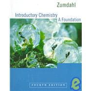 Introduction to Chemistry : A Foundation